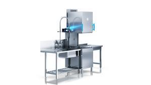 Meiko átmenő rendszerű mosogatógépek