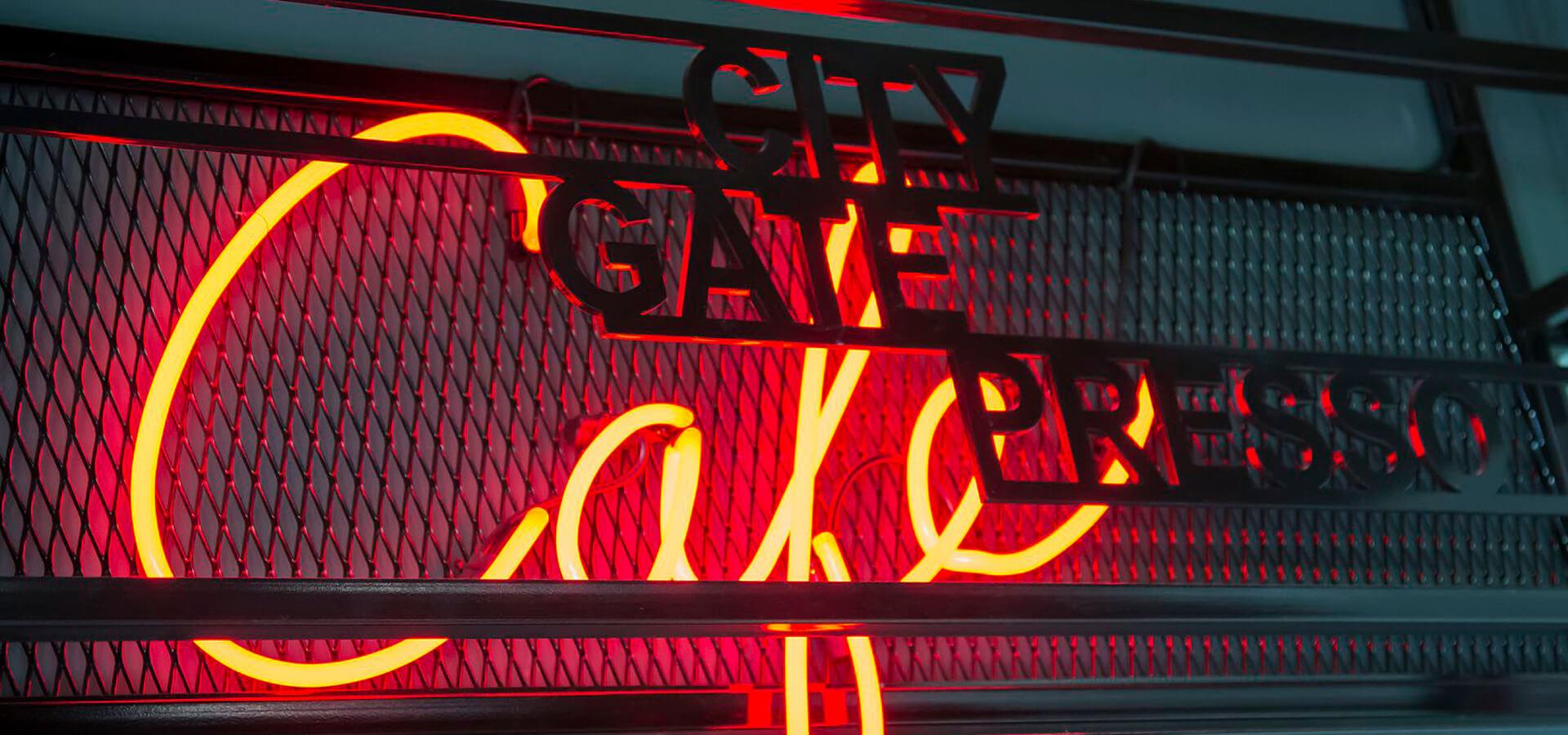 AMeCoD City Gate kávézó Budapest referenciakép 06