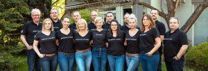 Az amecod csapata